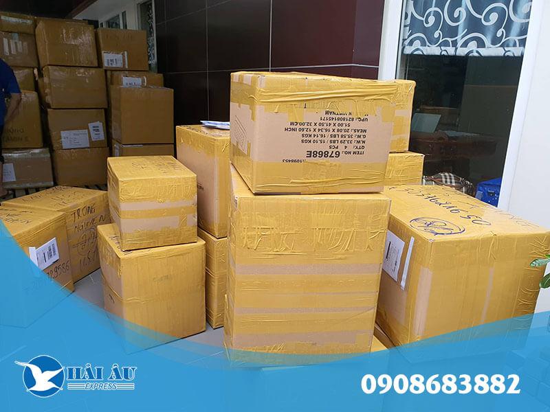 Hàng hóa gửi hàng quốc tế